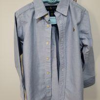 Camisa original Ralf Lauren - 5 anos - Ralph Lauren