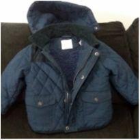 Jaqueta Zara Azul Marinho 12/18 meses - 12 a 18 meses - Zara