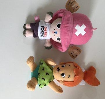 2 bonequinhos - Sem faixa etaria - Não informada