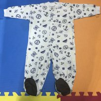 Macacão pijama tam1 - 1 ano - Pitikos