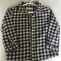 Camisa Zara tam 18 a 24meses - 18 meses - Zara