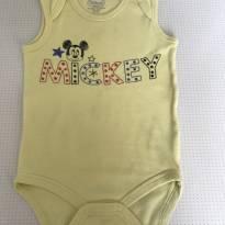 Body baby club cea tamG - 9 a 12 meses - Baby Club