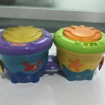 Bongô Fisher Price - Sem faixa etaria - Fisher Price