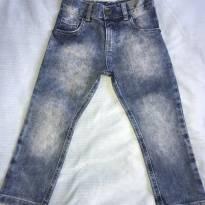 Calça jeans malwee tam 2 - 2 anos - Malwee