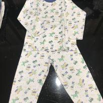 Pijama tam 2 - 2 anos - Papas Wave