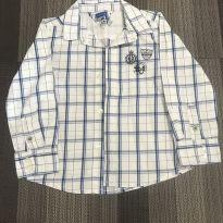 Camisa Chicco tam 3 - 3 anos - Chicco