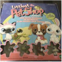Jogo My Littlest pet Shop -  - Hasbro