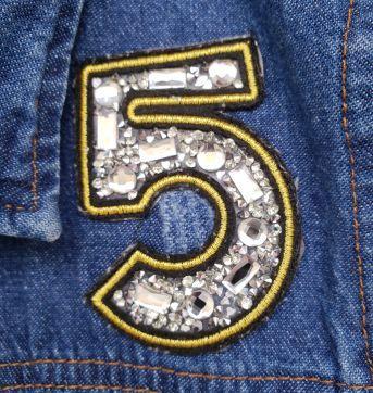 Colete Jeans - 14 anos - Enoque