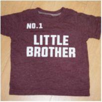Camiseta Carter`s - 1 ano - Carter`s