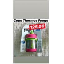 Copo térmico com bico Termos Fooog NUNCA USADA -  - Thermos Foogo