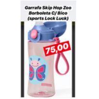 Garrafa com Bico e trava Skip Hop Zoo borboleta -  - Skip Hop
