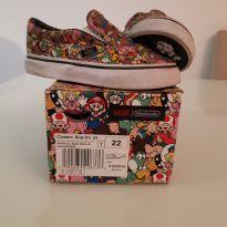 Tênis Vans Nintendo Super Mario Bros - 22 - Vans