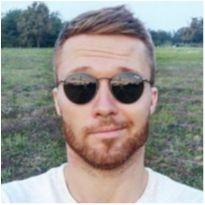 oculos round metal rb3447 ray ban lentes preto  proteção uv400 -  - Ray Ban