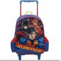 mochila rodinha liga da justiça batman flash super man -  - Superman Comics e Mochila Homem-Aranha