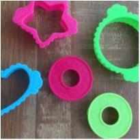 Kit Forminhas para Massinha de Modelar Play Doh - Diversos -  - Hasbro