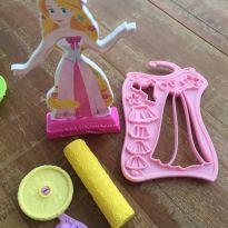 Kit Forminhas para Massinha de Modelar Play Doh - Princesa -  - Hasbro