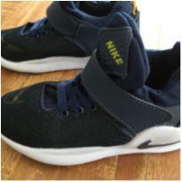 Tênis infantil Nike Cano Alto Marinho - N. 28 - 28 - Nike