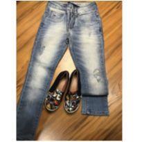 Calça Jeans Calvin Klein - 5 anos - Calvin Klein