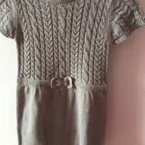 Vestido lã Poin - 24 a 36 meses - Poim, Cherokee e Up Baby