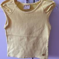Camisa Milon amarela - 2 anos - Milon