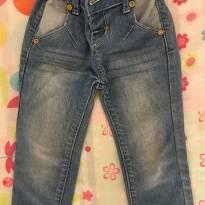 Calça jeans Lilica Ripilica - 18 a 24 meses - Lilica Ripilica