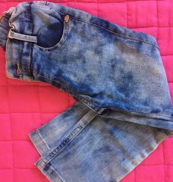 Calça jeans Lilica Ripilica - 3 anos - Lilica Ripilica