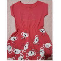 Vestido Lilica Ripilica rosa - 3 anos - Lilica Ripilica