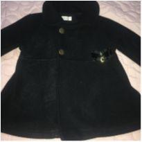 Casaco carinhoso preto - 4 anos - Carinhoso