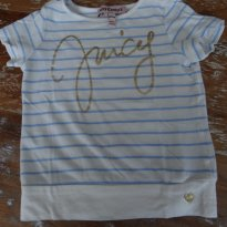 Blusa - 9 a 12 meses - Juicy Couture