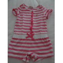 Macaquinho Juicy Couture - 2 anos - Juicy Couture
