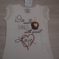 Blusa Up Baby - 2 anos - Up Baby