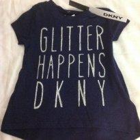 Blusa Dk - 4 anos - DKNY