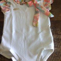 Body lilica estampado - 2 anos - Lilica Ripilica