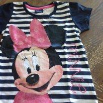 Blusa Minnie - 2 anos - Disney
