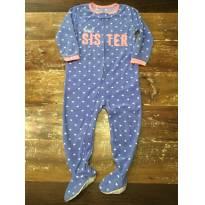 Pijama Carter`s Azul - 3 anos - Carter`s