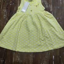 Vestido Milon amarelo - 3 anos - Milon
