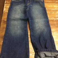 Calça Jeans Gymboree Escura - 3 anos - Gymboree