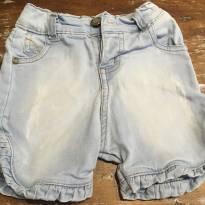 Short Jeans - 2 anos - ZigMundi