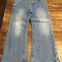 Calça Jeans Gymboree Clara - 3 anos - Gymboree