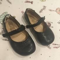 Sapato verniz preto - 23 - Blue baby