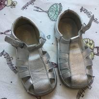 sandália prateada - 24 - Infants