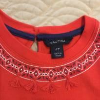 camiseta Náutica importada - 4 anos - Nautica