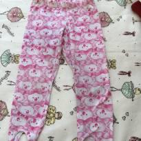 Calça rosa Lilica - 4 anos - Lilica Ripilica