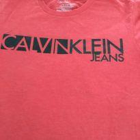 Camiseta calvin klein - 14 anos - Calvin Klein