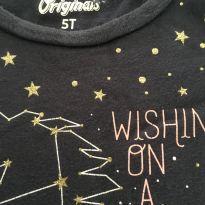 Camiseta oshkosh unicornio - 5 anos - OshKosh