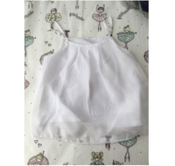Regata branca. Lilica - 4 anos - Lilica Ripilica