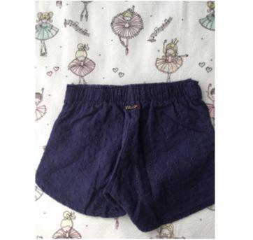 Short lilica azul marinho - 4 anos - Lilica Ripilica