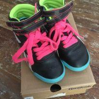 Tênis colorido - 26 - Reebok