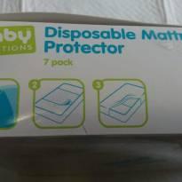 Protetor de colchão descartável