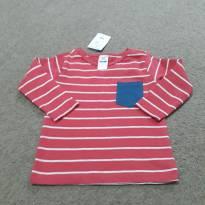 camiseta ml - 12 a 18 meses - Importada
